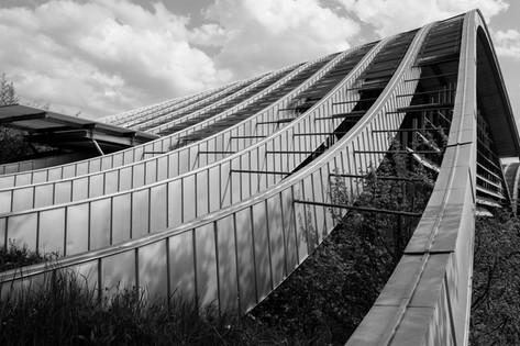 Paul Klee Museum, Bern, Switzerland.