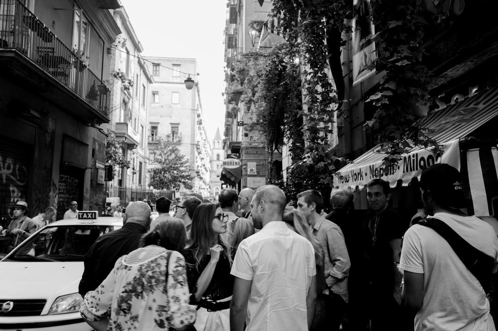 Napoli, Italy.