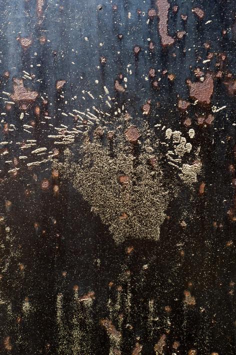 Intersections, Richard Serra, Basel, Switzerland.