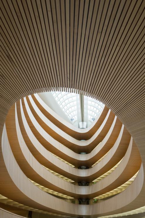 Law Library, University of Zürich, Switzerland.