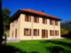 Maison du lac Hautecour