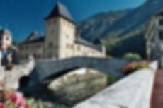 Archevêché et Vieux Pont Moûtiers