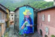 Street Art Moûtiers 73600