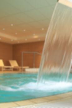 Spa détente piscine Tarentaise