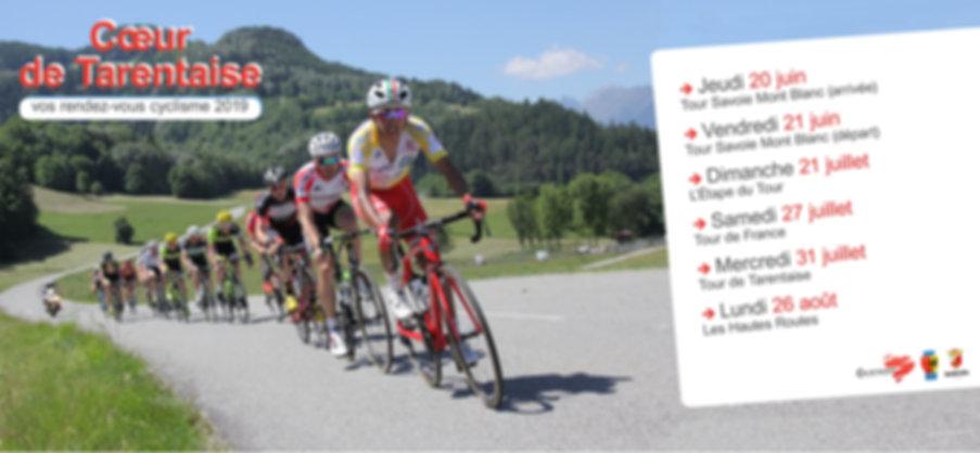 Courses cyclo en Coeur de Tarentaise