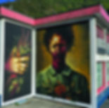 Estoy - Street Art - Eternelles Crapules