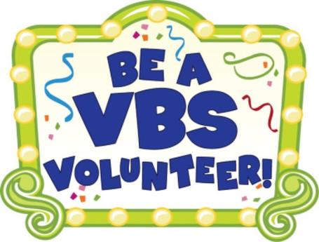 조이존 VBS Volunteer 모집