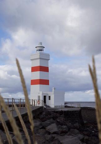 Garður The Old Lighthouse