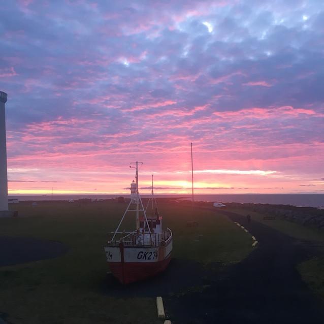 Garður The New Lighthouse