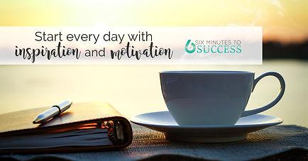 6 Minutes to Success Program Information