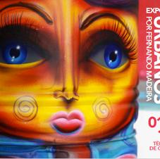 Convite Expo Suportes Urbanos