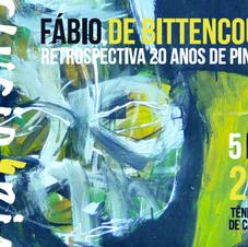 Convite Expo 20 anos Fábio Bittencourt