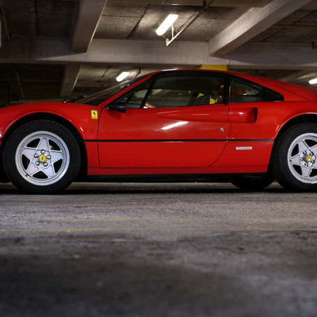 A dream worth living: Ferrari 308 GTB 1978