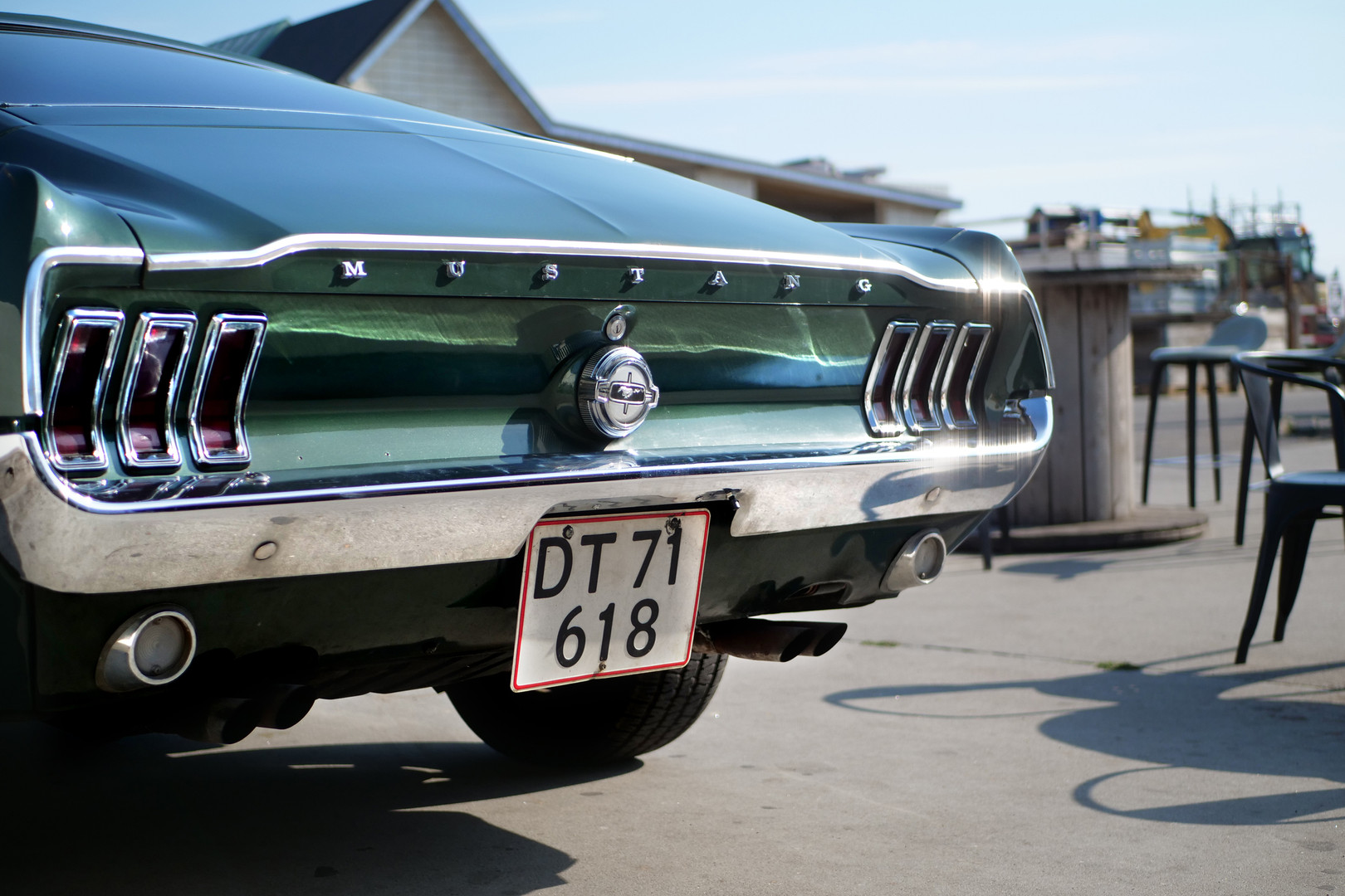 Mustang Fasback