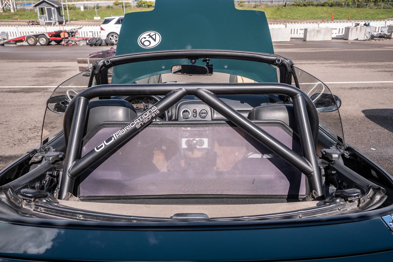 Track day Mazda