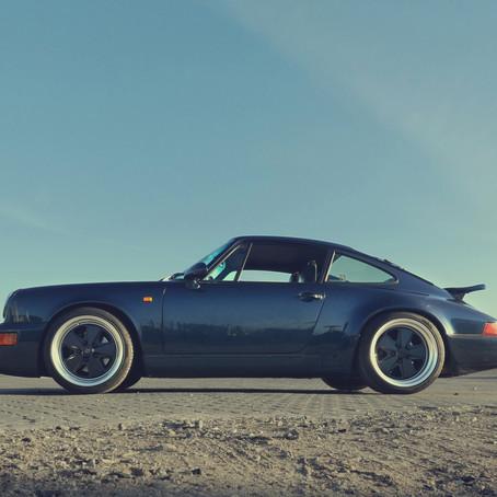 Lieber Fraulein: Porsche 911 (964)