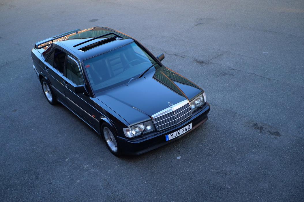 Mercedes 190 E Cosworth