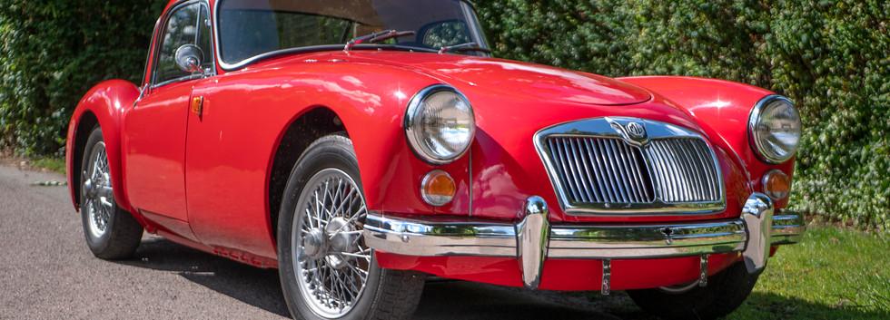 MGA Coupe 1600