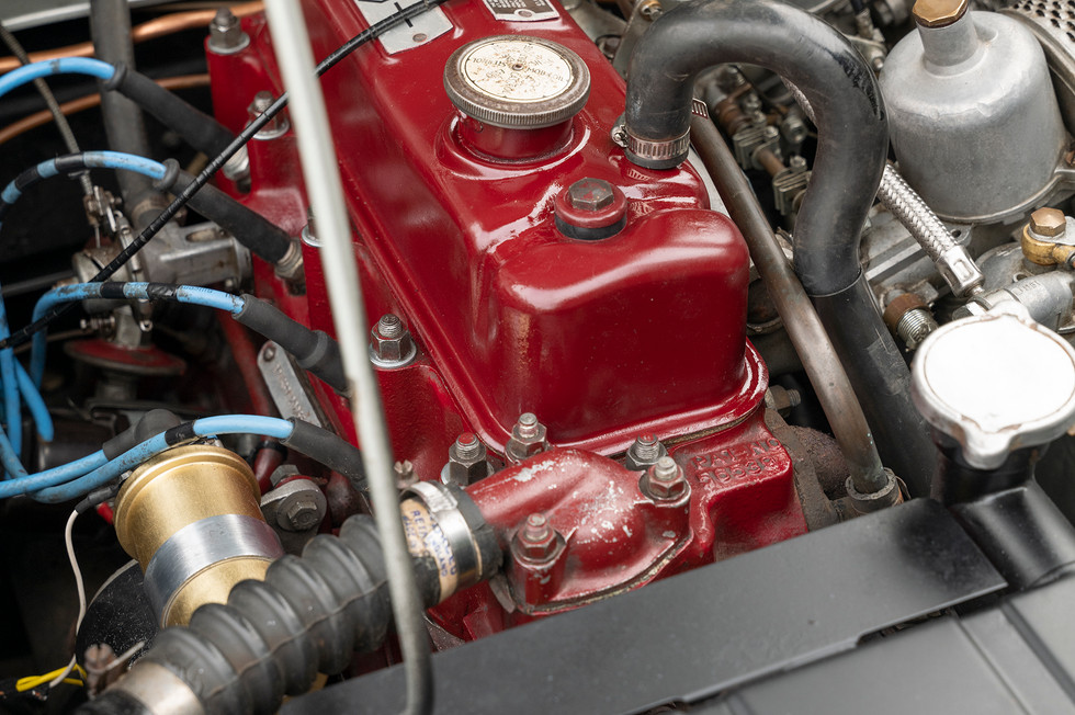 MGA Coupe 1500