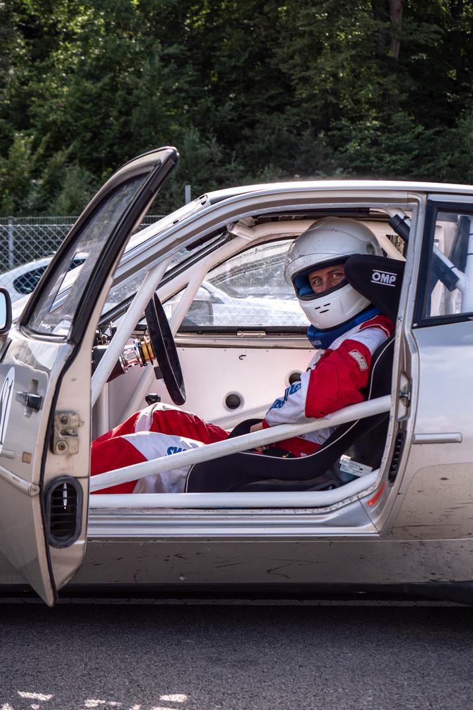 Track day Porsche
