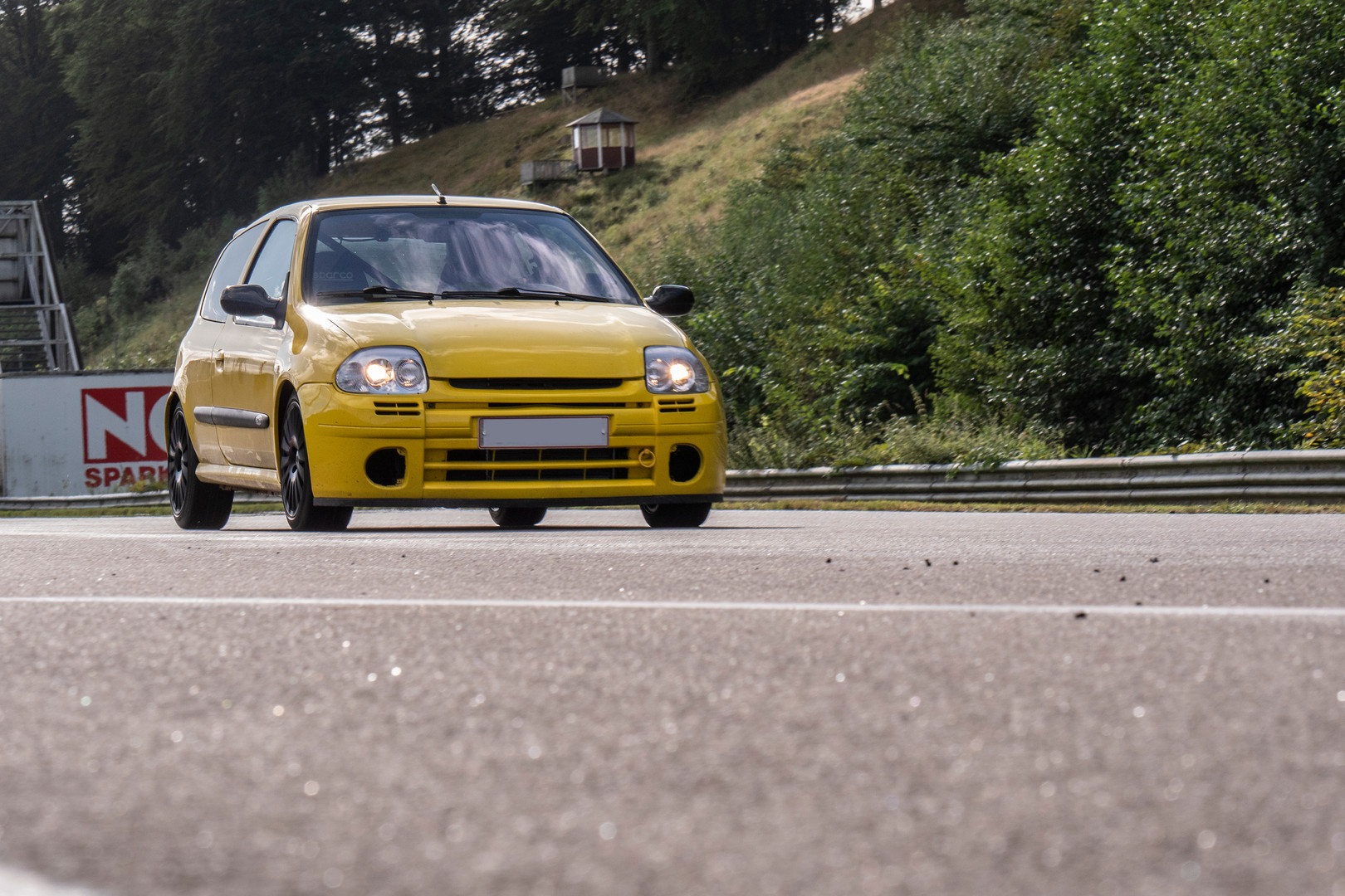Track day Renault