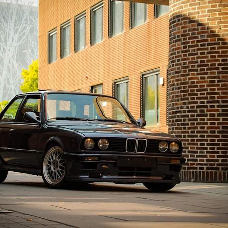 The ultimate driving pleasure .. BMW E30 M-Tech 1
