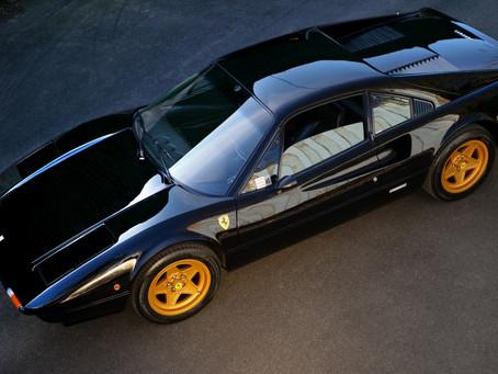 """Ferrari 308 GTB """"US-gone-Euro"""""""