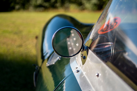Classic car photo