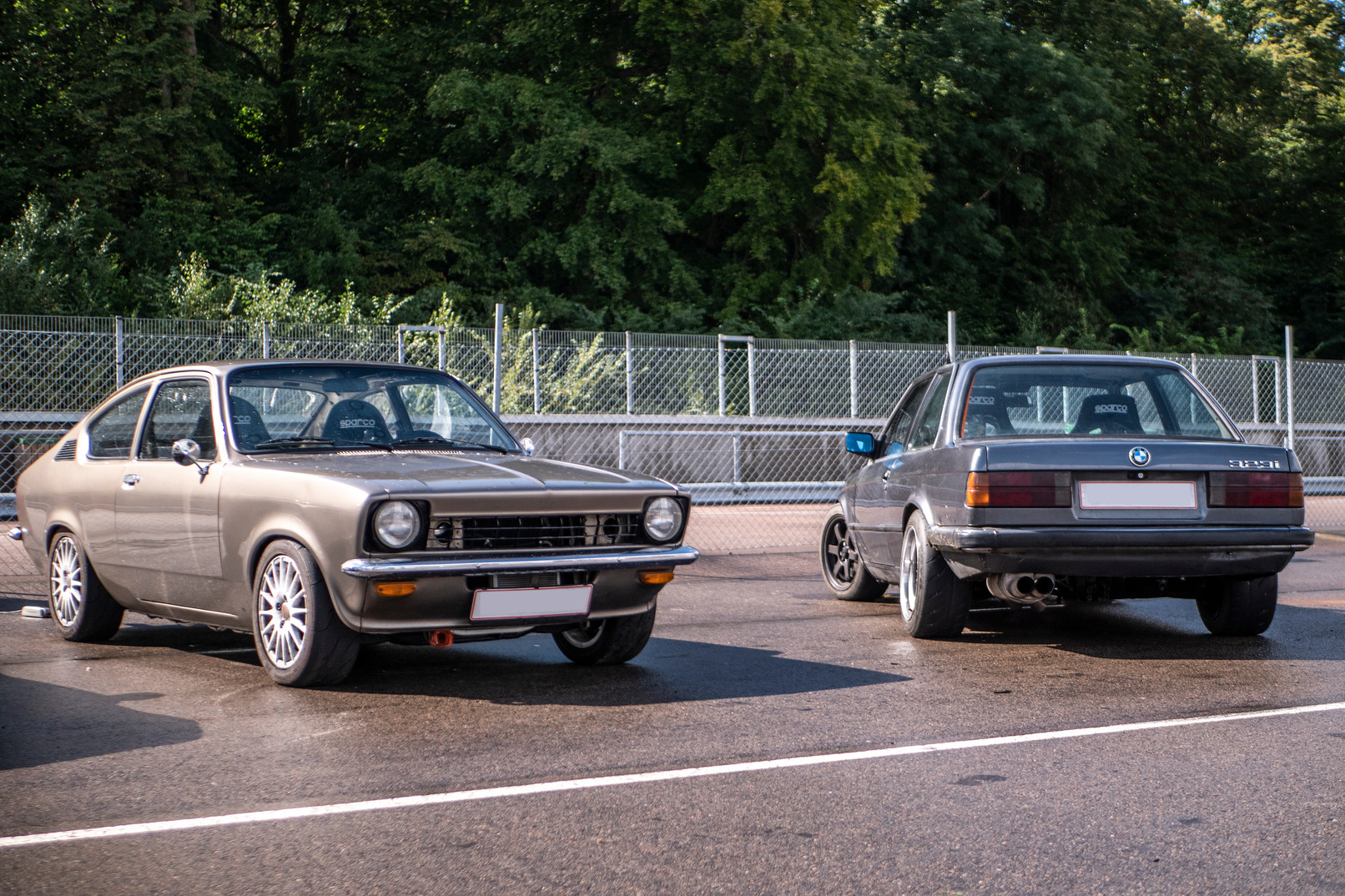 Track day Opel