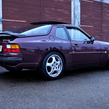 I'm dreaming .. of a Porsche 944 S2