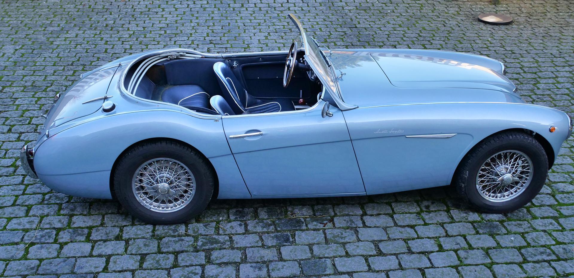 Austin Healey 3000 Mk1