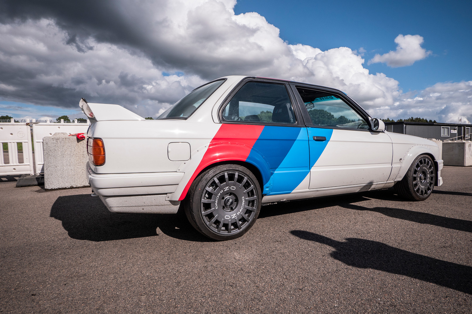 Track day BMW