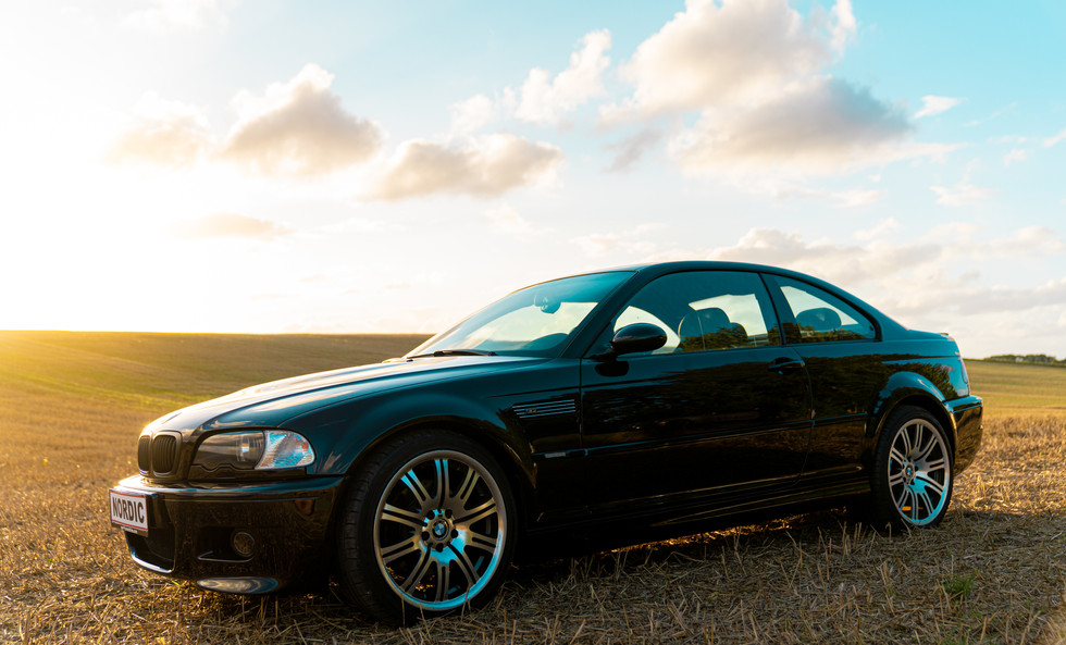 BMW M3 SMG E46