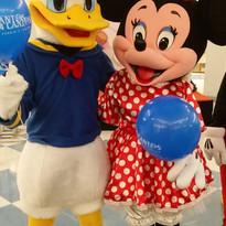 Minie e Pato Donald