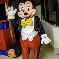 Personagem Mickey