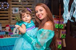 Ariel pequena sereia