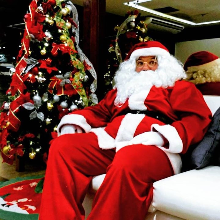 Papai Noel Aluguel