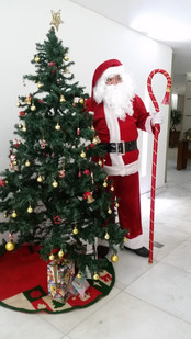 Papai Noel para eventos