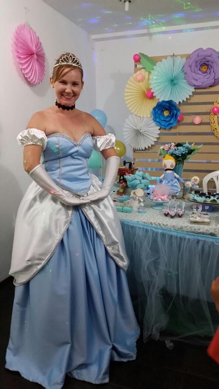 Cinderella Princesa