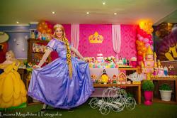 Rapunzel princesa