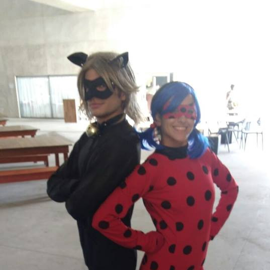 Lady Bug e Catnoir festa infantil