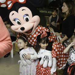 Minnie festa infantil