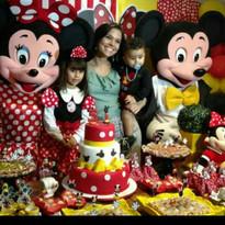 Parabens com Mickey