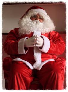 O melhor Papai Noel para seu evento!