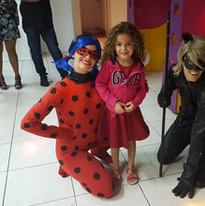 Lady Bug e Catnoir festa infantil