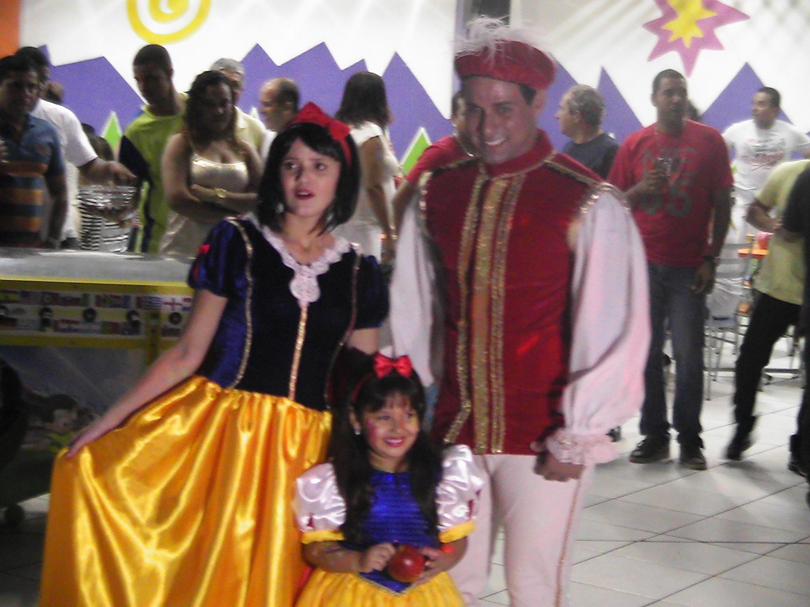 Branca de Neve e o principe