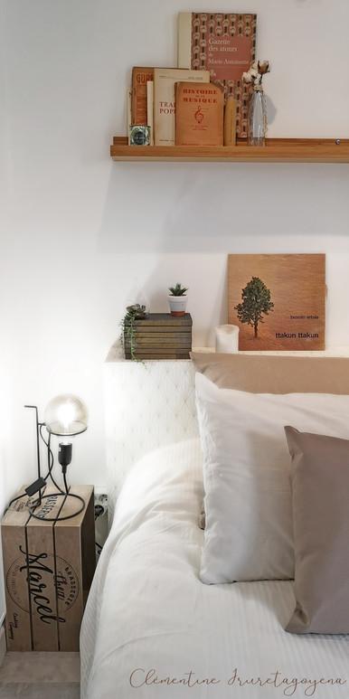chambre naturelle