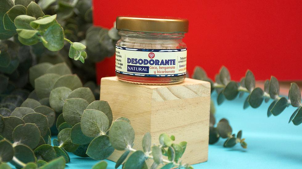 Desodorante regulador de sudoración