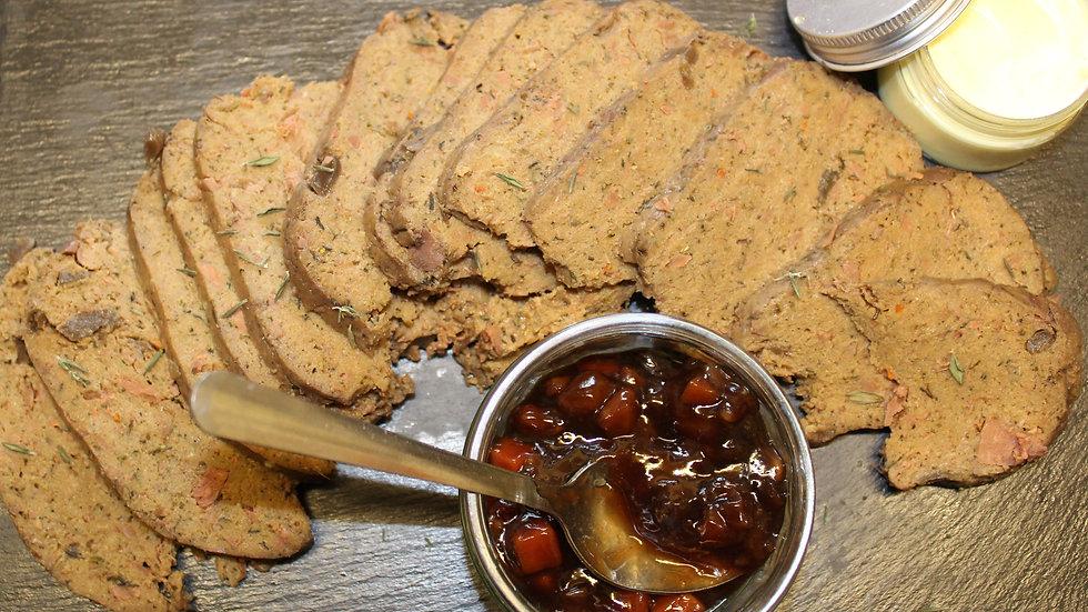Deli Meats Range - Vegan Beefy Brisket Slices