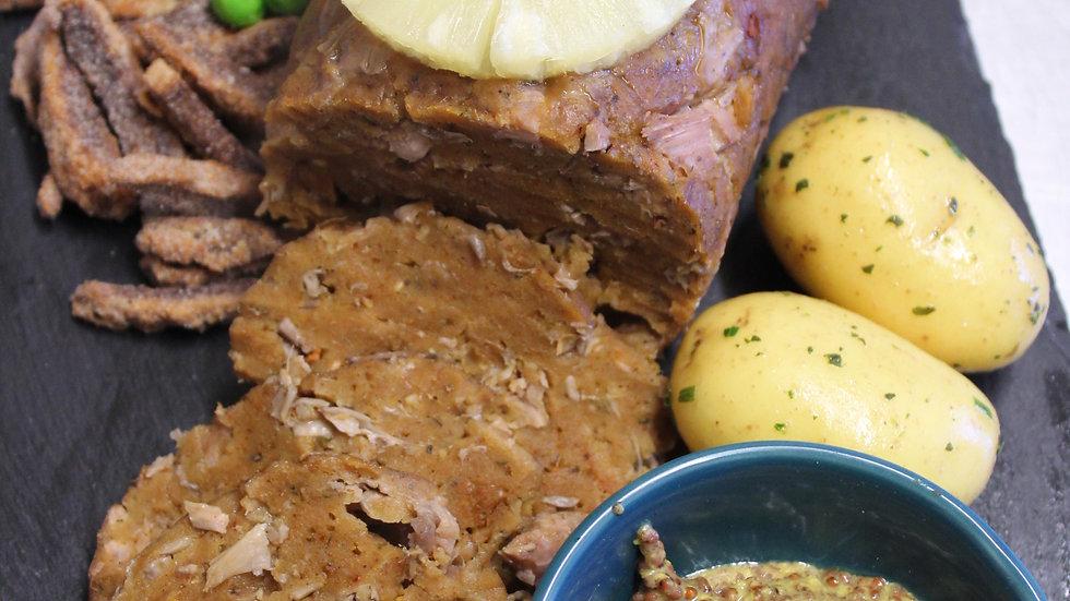 Deli Meats Range - Vegan Hickory Ham Roast